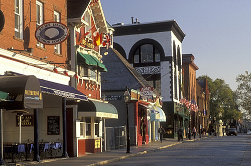Downtown Barrington Restaurants