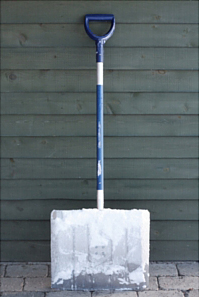 snow shovel - rhode island homes for sale